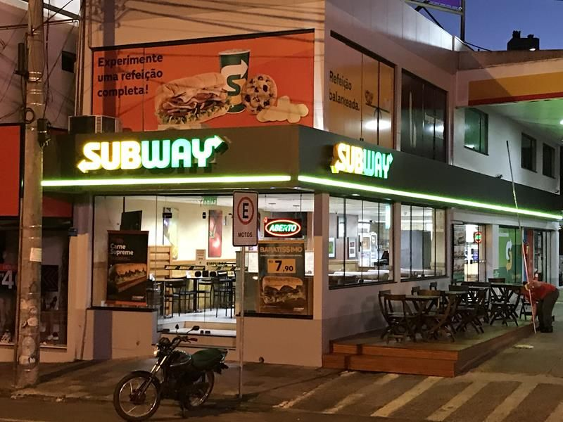 Subway Lajeado